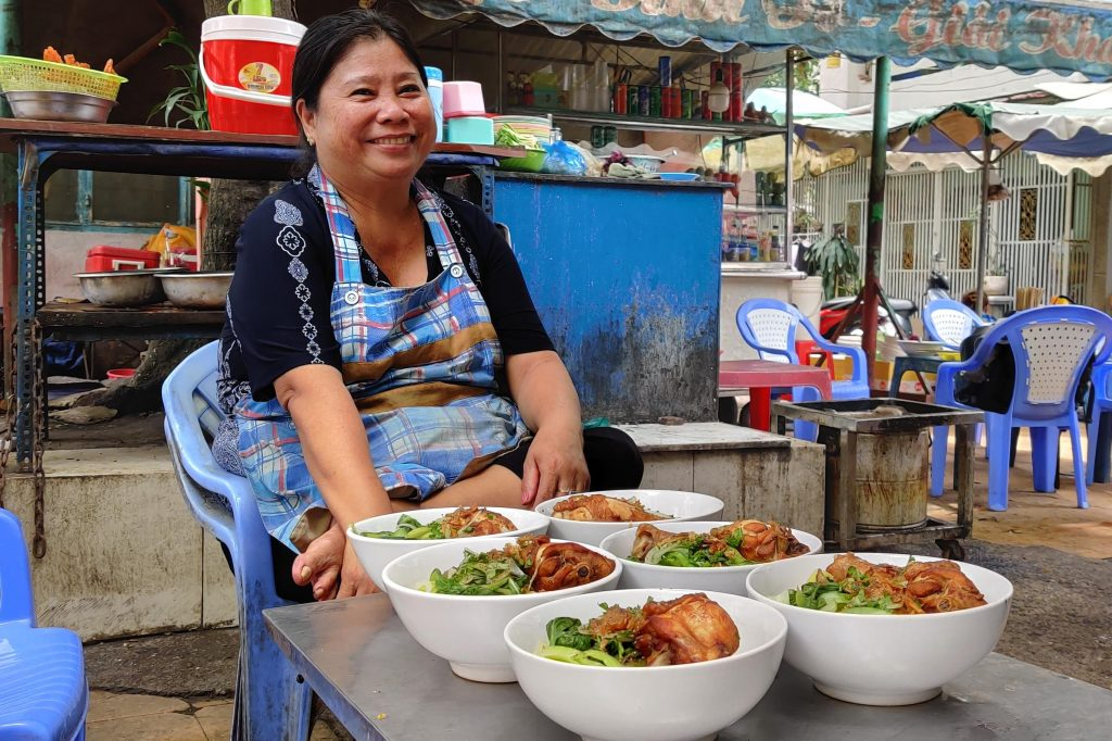 Saigon Lunch Lady