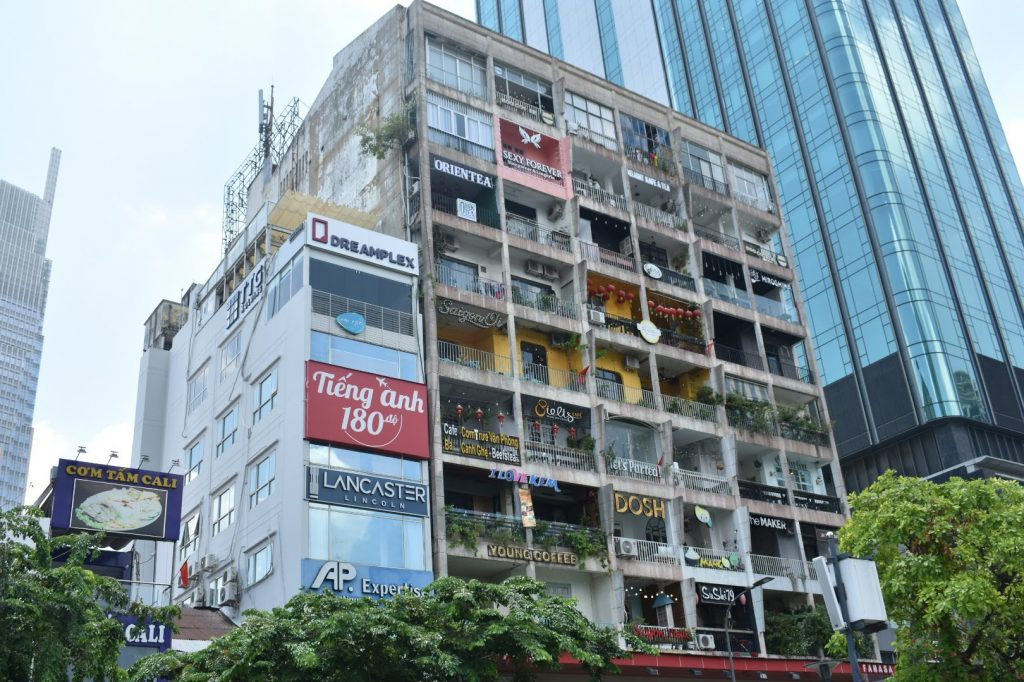 Cafe Apartments on Nguyen Hue
