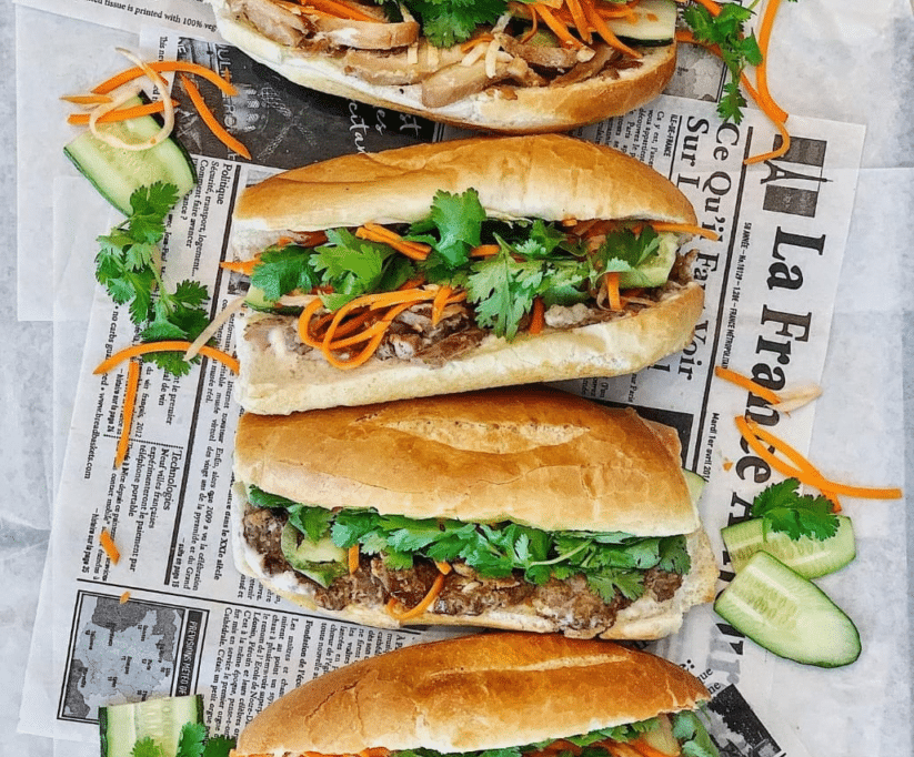 Best Saigon Foods - Banh Mi
